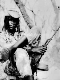 Joseph Kony - (c) Billie O'Kadameri