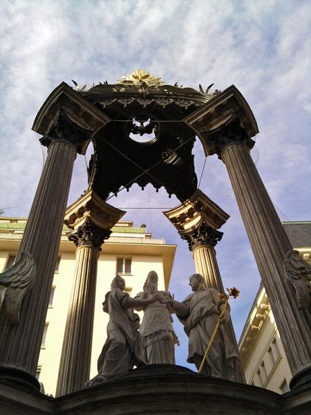 Josephsbrunnen am Hohen Markt